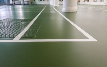 ALL ENGLAND TENNIS COURT
