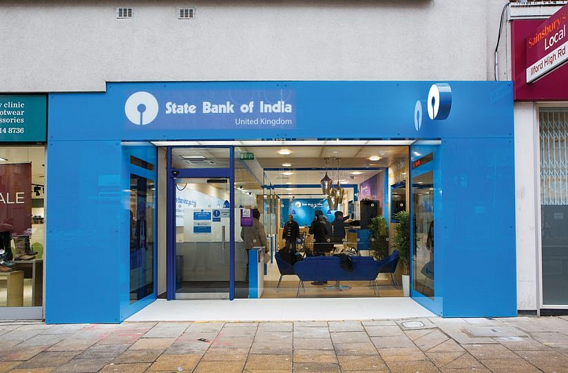 STATE BANK OF INDIA floor